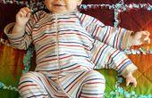 Gelukkig Mutant 3-Armed Baby kostuum