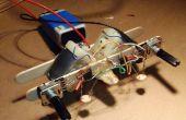 Eenvoudige licht volgende Robot