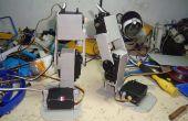 Maken van humanoïde robot