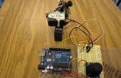 Arduino, 2 servo's + analoge stick (joystick)