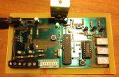 AVR chronograaf van concept aan PCB