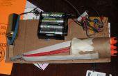 Laser tripwire Nerf schildwacht bom