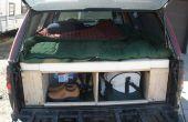 Omzetten van uw Truck in een Camper