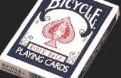 Lucky Number 13 kaart truc