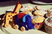 Het plannen van een verjaardagsfeestje voor uw kind