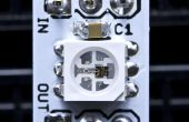 Bits bonzen stapsgewijze: controle van de Arduino voor WS2811, WS2812 en WS2812B RGB LED's