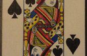 Hoe te spelen Old Maid met kaarten