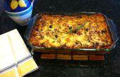 Vegetarisch (of niet) lasagne