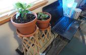 3D afgedrukt Decor van het huis - Plant Boosters/stootborden