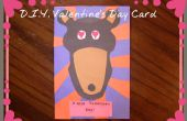 D.I.Y. Valentine's Day Card