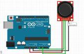 Met behulp van een joystick met je Arduino