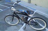 Gemotoriseerde fiets vergadering overzicht