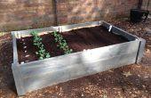Verhoogd Bed Wicking tuin