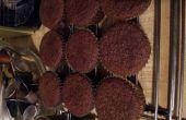 Pumpkin gember Muffins