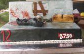 Roep van de plicht Nazi Zombies taart