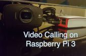 Video bellen op Raspberry Pi 3