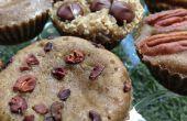 Mochi Cupcakes - Gluten vrije, veelzijdige en Healthy-ish