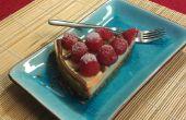 Griekse yoghurt-Cheesecake