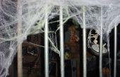 Bouw van een gevangenis cel voor een Haunted House