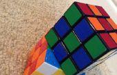 Hoe maak je een Cross patroon op de Rubiks kubus