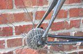 Herstellen van een Carbon Fiber fiets Frame