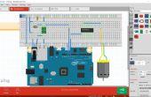 Lichte volgeling robot met behulp van Intel Galileo