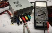 ATX Power Supply - de elegante manier aan te passen aan benchtop gebruik...