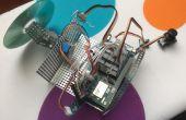 Edison gemotoriseerd platform (Intel IoT)
