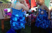 DIY zeemeermin kostuum