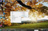 Hoe maak je een Screensaver toetsenbord snelkoppeling voor Windows