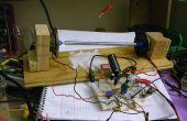 Spring reverb experiment met Sugru en LM386s