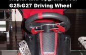 Repareren en upgraden van een Logitech G25/G27 wiel