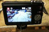 Geen kosten Camera houder voor maken Instructables