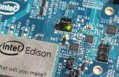 How to: macht (met Intel Edison)