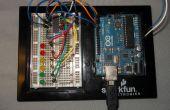 Interfacing een M74HC238 3-8 lijn Decoder met een Arduino (voorbeeld)