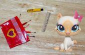DIY Miniature Uhu lijm