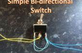Eenvoudige Bi-directionele schakelaar
