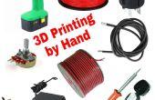 3D-printing pen?  -handmatig afdrukken modellen