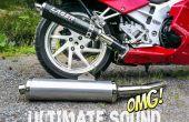Het ultieme Motorcyle geluid