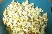 Hoe maak je karamel Popcorn