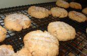 Bruine suiker en Spice Cookies