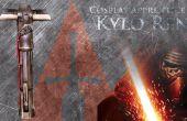 Hoe maak je een Lightsaber - Kylo Ren