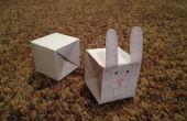 Papier Pop-Up kubus