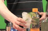 New Year's resolutie drankje