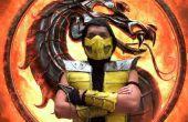 """Hoe maak je een Mortal Kombat: """"Scorpion"""" kostuum"""