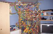Cyclo - k'nex bal machine-elementen