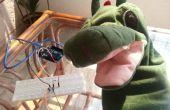 Een schattige Kids speelgoed dat met Arduino en eenheid spreekt :)