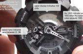 Hoe meet je snelheid met een Casio G-shock