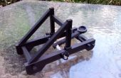 3D gedrukte catapult