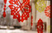 Maak een laser gesneden ornament